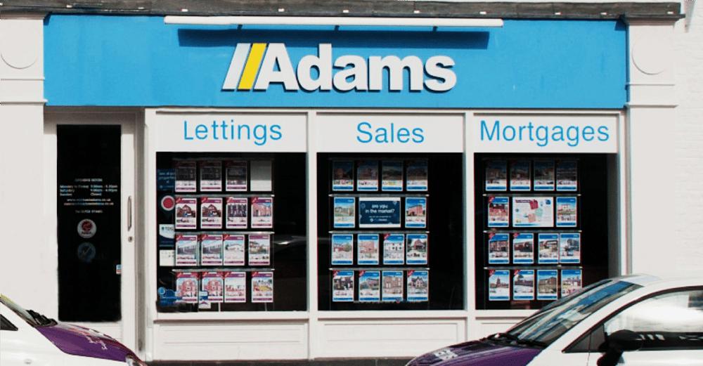 Adams Estate Agents Live Chat