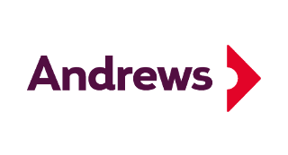 Andrews website logo