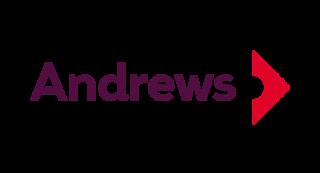 Andrews website logo