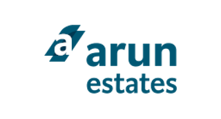 Arun Estates website logo