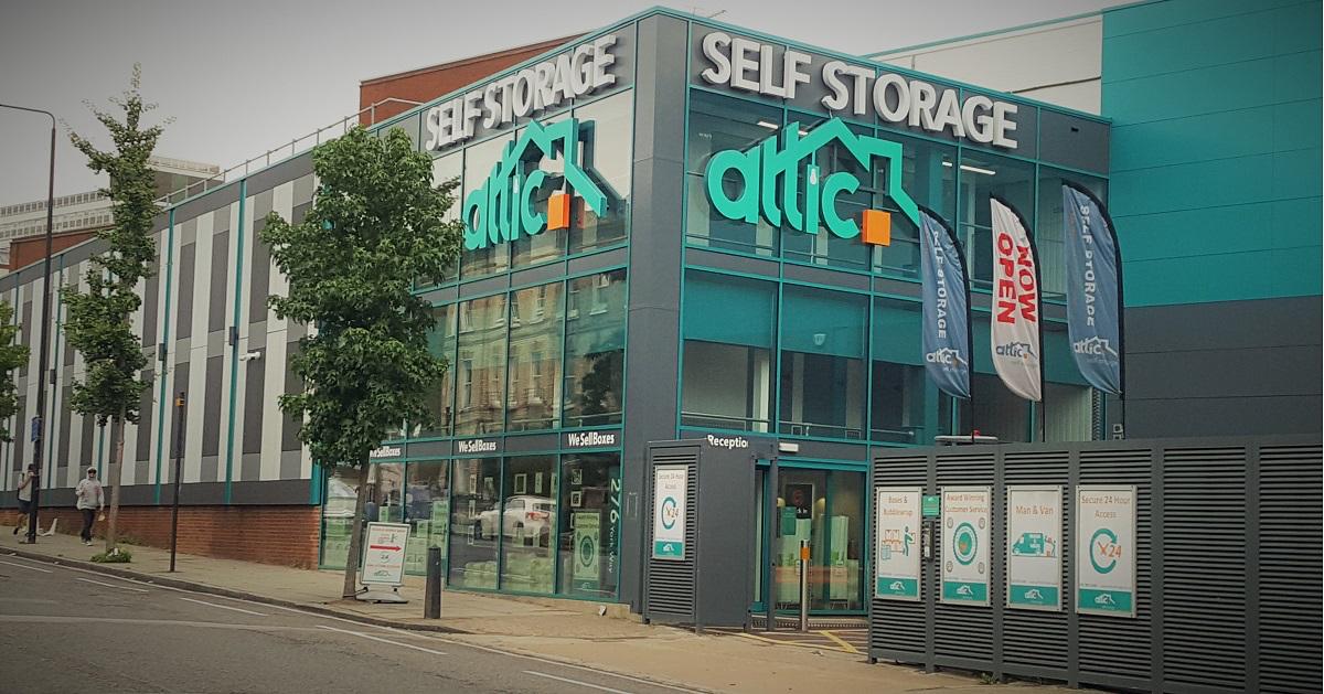 Attic Self Storage Mystery Shopping