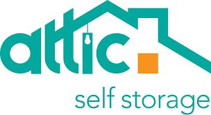 Attic Self Storage Logo