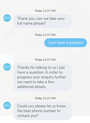 Poor chatbots drive customers away