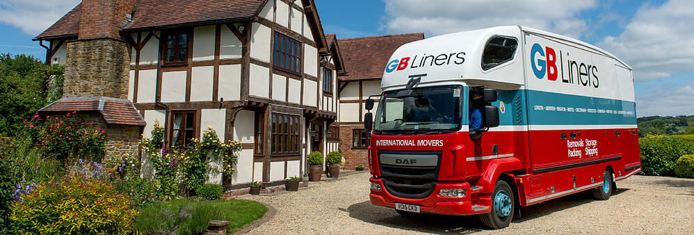 GB Liners Removals and Storage