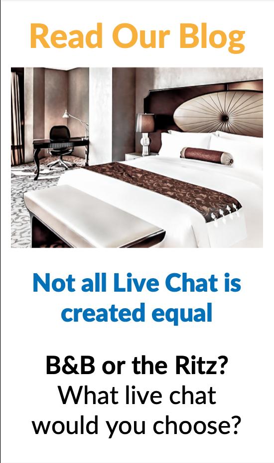 Live Chat Quality Blog