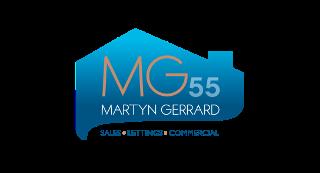 Martyn Gerrard website logo