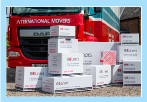 GBLiners Removals and Storage