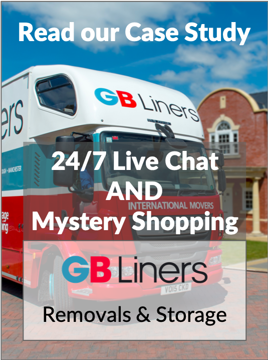 G B Liners Case Study Live Chat Mystery Shopping